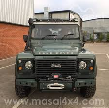 land rover defender off road modifications 2008 land rover defender puma tdci keswick green