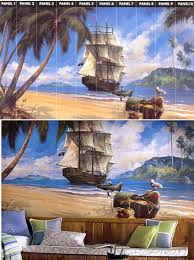 Pirate Themed Kids Room by 11 Best Dream Walls Murals Kids Rooms By Artist Alfredo