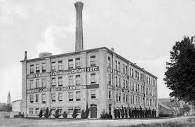 mclaren factory interior industry