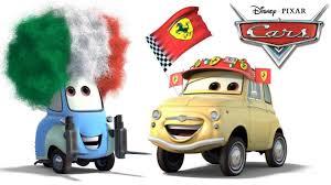 cars movie characters luigi u0026 guido 2 friends