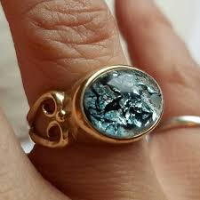 cremation jewelry rings cremation jewelry 14k gold heart ring sterling silver ashes in glass