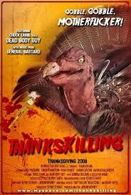 evil turkey thanksgiving