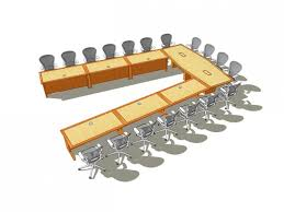 U Shaped Boardroom Table Fcu U Shaped Table Paul Downs Cabinetmakers