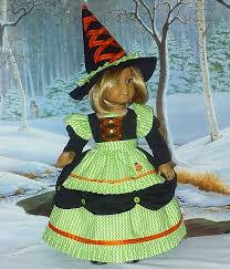 storybook witch girls costume the stitching post nursery rhyme and halloween costumes for