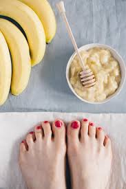 banana for hair 10 ways to mash up a banana mask for hair hello glow