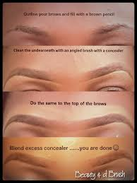 How To Do The Perfect Eyebrow Beautyandthebrush Nigeria Google