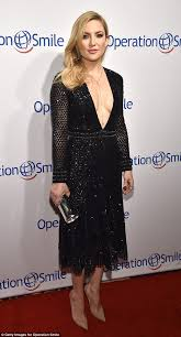 kate hudson leaves little to the imagination at operation smile