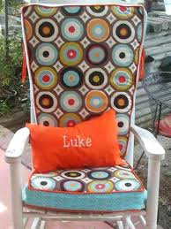 Cushion For Rocking Chair For Nursery Rocking Chair Pillows Rocking Chair Pillows Nursery Room Rocking