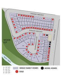 trailsedge single home bungalows u0026 executive townhomes in