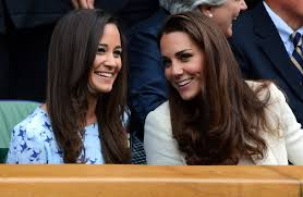 kate middleton and pippa middleton u0027s best sister moments glamour