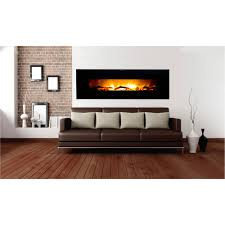 Wall Mounted Fireplaces by Frigidaire Warm House Vwwf 10306 Black Valencia 50