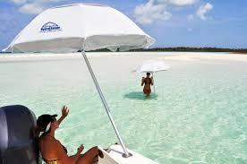 Lightweight Beach Parasol Hydra Shade Hydra Shade 6 U0027 Round Boating U0026 Beach Umbrella 4 Piece