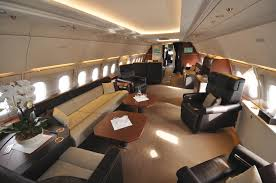 Air Force One Layout A Flying Mansion Business Jet Traveler