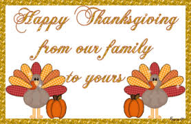happy thanksgiving applied behavioral strategies