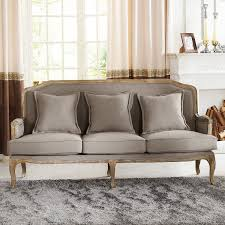 Classic Contemporary Furniture Design Amazon Com Baxton Studio Constanza Classic Antiqued French Sofa
