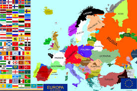 map of europe if all separatist movements were successful 2815 x