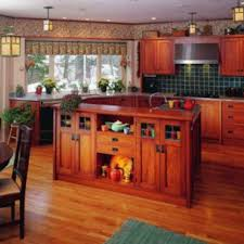 mission style kitchen cabinets cabinets period revival design for the arts crafts