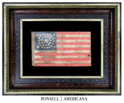 Chicago Flag Star Bonsell Americana An Antique Flag Company All Offerings