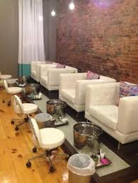 manicure bar at catalaya salon u0026 spa get a spa manicure with the