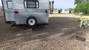 1995 aljo fifth wheel trailer for sale youtube