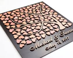 signable wedding platters wedding guest books etsy