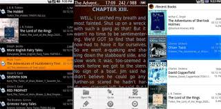 mobi reader for android apps to read mobi html chm doc epub pdf ebooks on