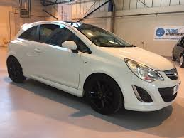 vauxhall corsa 1 2 limited edition 3dr manual for sale in wirral