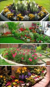 27 gorgeous and creative flower bed ideas to try flower bed