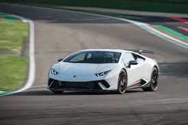 lamborghini huracan performance 2018 lamborghini huracan performante drive review