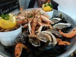 chambres d hotes port en bessin fruits de mer in nearby port en bessin huppa picture of la