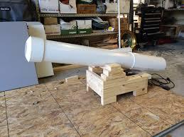 halloween controller pneumatic pirate cannon
