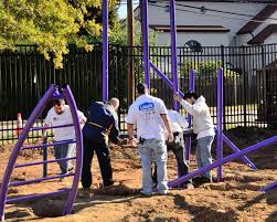 Playground Flooring Lowes by Rebuilding Together And Lowe U0027s To Complete Kickoff To Rebuild