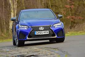 New Lexus Gs F 2016 Saloon Review Auto Express