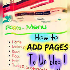 How To Organise Your Home How To Organise Your Blog Posts Into Pages In Blogger New Youtube