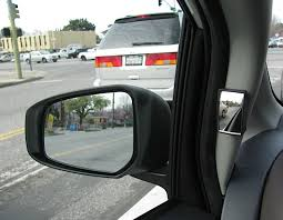 Mirrors For Blind Spots On Cars Driver U0027s Side Mirror Mitsubishi I Miev Forum