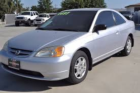 honda civic lx 2002 2002 honda civic lx 2dr coupe in banning ca auto source