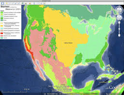 Weather Map North America by Lab Overviews
