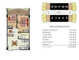 2 bedroom condo floor plans linmarr towers condominium complex a prime estate in davao