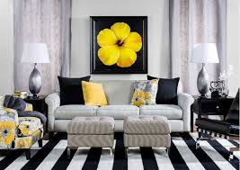 Best  Yellow Living Room Furniture Ideas On Pinterest Yellow - Black living room chairs