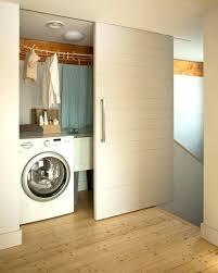 Laundry Closet Door Walk In Closet Doors Ideas Bathroom Small Modern Walk In Closet