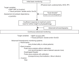 Blood Pressure Map Hemodynamic Monitoring In The Critically Patient Recommendations