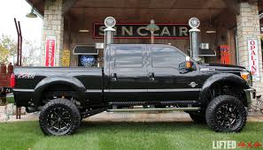 2000 F250 Lifted Ford F 250 Powerstroke Lifted4x4