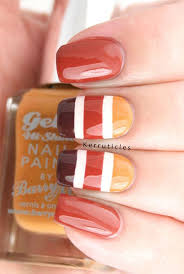 18 easy thanksgiving nail designs ideas stickers 2015