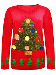 christmas tree jumper with lights knitwear all blouses shirts blouses shirts ready to wear