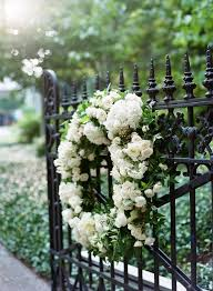 wedding wreaths wedding venue decor idea gorgeous wreaths to adorn your venue