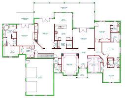 split bedroom house plans floor plan bedrooms slyfelinos split bedroom floor plans