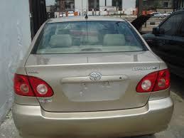 toyota 2006 le clean toyota corolla le 2006 model for sale autos nigeria