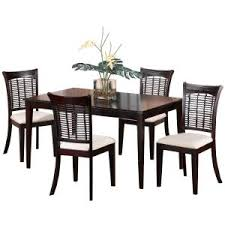 hillsdale furniture bayberry 5 cherry dining set