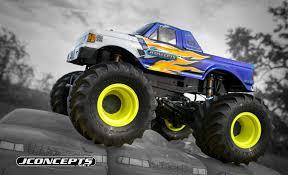 tribute monster truck wheel u2013 yellow u2013 jconcepts blog