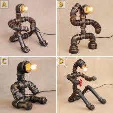 robot lamp promotion shop for promotional robot lamp on aliexpress com